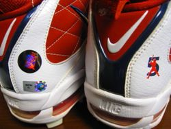 ALBERT PUJOLS 2010 SIGNED GAME USED CLEATS - MLB AND PUJOLS HOLOGRAM