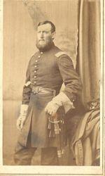 John Howith, 1st Lieutenant, Co. C 6th Regiment, New Jersey Volunteers