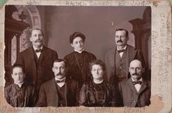 Samuel Hoover and Catharine (Fouse) Grove Family