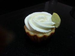 Margarita Shot Cupcake
