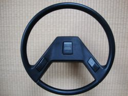 Rare OEM Sprinter Trueno Steering Wheel