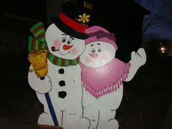 Mr. & Mrs. Frosty