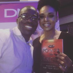 Azuka and Demetria McKinney attend KiddiePreneur Recognition Event - iPlay America
