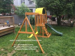 swing set installers in hanover MD