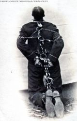 Carleete in chains