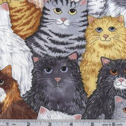 Cats - 14  (COTTON)