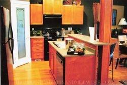 Maple Shaker Kitchen