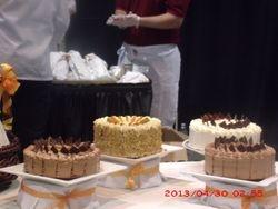 Culinary food show