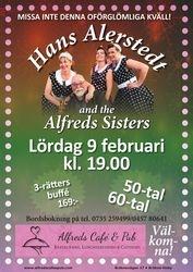Alfreds Sisters & Hans Alerstedt
