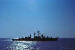 Russian Destroyer