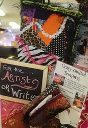 Frolic's Crazy Quilting loves a show!