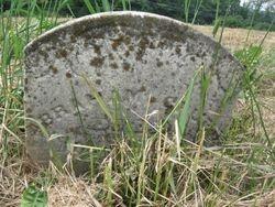 Abraham Grubb, died 1871