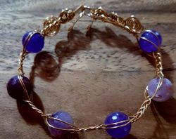 Intermediate Wire-work Bracelet