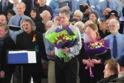 Raelene Bruisma Choir Leader WTC