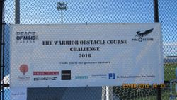 Welcome to The Warrior Obstacle Course Challenge!