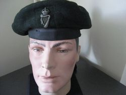 Auxiliary Balmoral cap