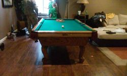 Pool table 2