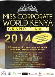 We sell events tickets in Kenya