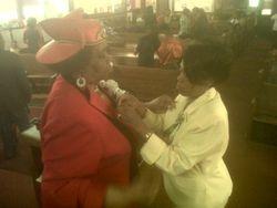 Pin-A-Sister Sunday