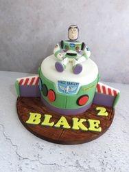 Blake's 2nd Birthday cake