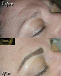Permanent Eyeborws