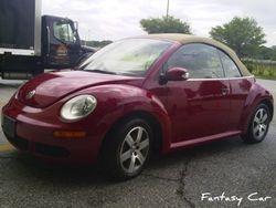 Ashley Furniture------VW Beetle