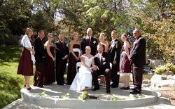 September Wedding 2009-Rancho San Rafael, Honey's Garden