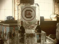 Wine Bottle Holder with Logo