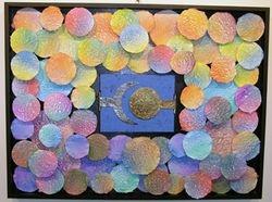 sun moon wall box