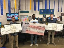 2018 ROTC SCHOLARSHIP AWARDS