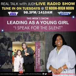 Real Talk with Judy Radio Show