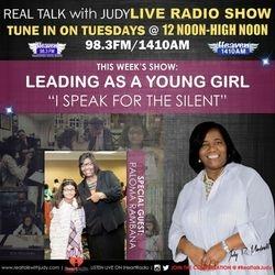 Real Talk with Judy Radio Show