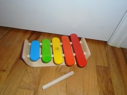 Plan Toys Oval Xylophone - $10