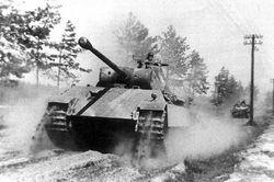 The Panzerkampfwagon .V Panther: