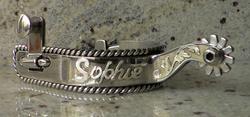 """""""Sophie"""" spur"""