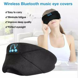 Bluetooth Music Eye Cover