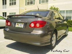 Kristin  ----Toyota Corolla