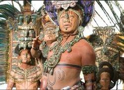 Mayan Regalia