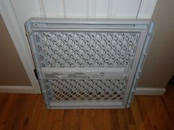 North States Industries Supergate Classic Plastic Gate - $20