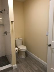 Pantry to Bathroom