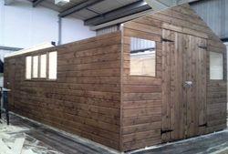 Wooden Workshop (18' x 10')