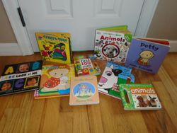 Baby Board Books Collection - $7