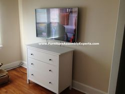 TV wall installation service in new carrollton MD