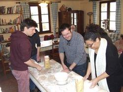atelier pain