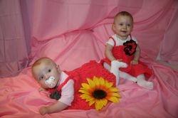 Babies in Dresses