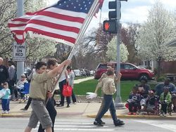 Lansing Parade