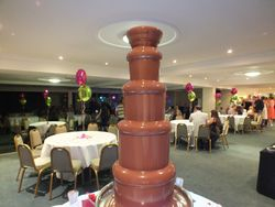 Chocolate Fountain Hire Lincolnshire