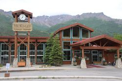 McKinley Lodge in Denali