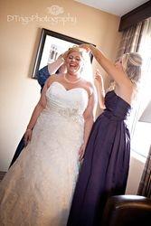 Andrea's Wedding Dress #1-4