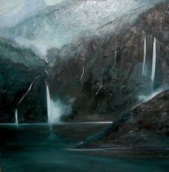 July Waterfalls